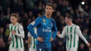 Mantan Kekasih: Ronaldo Bukan Gay