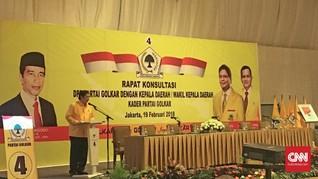 Golkar Ingin NU Dukung Jokowi Di Pilpres 2019