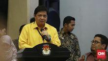 Golkar Serahkan Pilihan Cawapres pada Jokowi