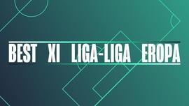 INFOGRAFIS: Best XI Eropa Pekan Ini