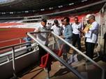 Sri Mulyani Ikut Mengeluh Stadion GBK Dirusak Oknum Suporter