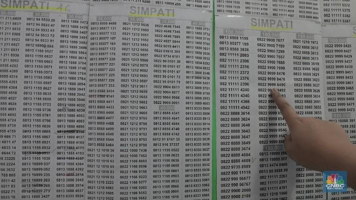 Kominfo: 296 Juta Sim Card yang Lakukan Registrasi Ulang