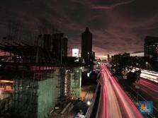 Alex Noerdin Pastikan LRT Palembang Rampung Pekan Depan