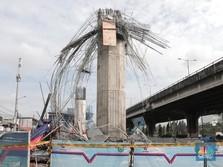 Moratorium Infrastruktur, Jadi Sentimen Negatif Jangka Pendek