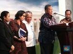Bahas Perang Dagang, Para Menteri Datangi Kantor Menko Darmin