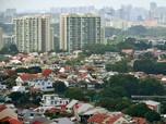 Pajak Jual Beli Rumah Naik, Saham Properti Singapura Anjlok