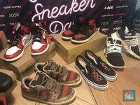 Peminat Sneakers di Indonesia Naik 70%