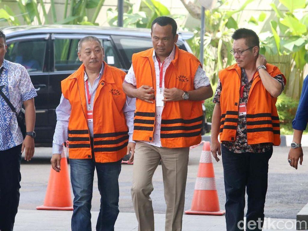 KPK Terus Dalami Kasus Korupsi Kepala Daerah
