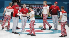 Celana 'Gila' Tim Curling Norwegia yang Menyihir Pyeongchang