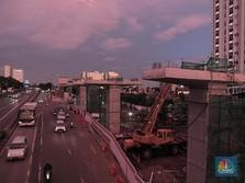 Seluruh Proyek Elevated Dilanjutkan Kembali