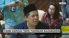 Fahri Bantah Tudingan Nazaruddin