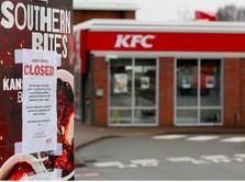 Minta Maaf, KFC Ubah Nama jadi FCK di Koran Inggris