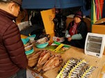 Wisata Pasar Jungang di Tengah Suasana Olimpiade Pyeongchang