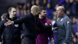 ManCity Tersingkir, Guardiola Ribut dengan Manajer Wigan