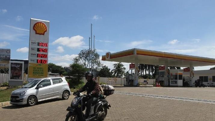 Shell Minta Harga Bensin Naik, Pemerintah: Tunggu 2 Minggu