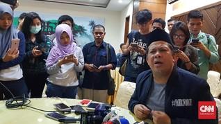 Fahri Bawa Bukti Pemufakatan Jahat Sohibul ke Polda Metro