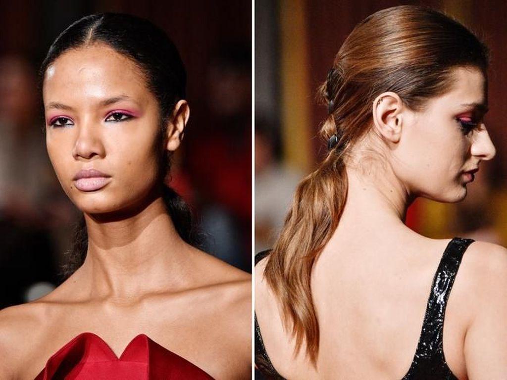 17 Tren Kecantikan Terkini dari New York Fashion Week 2018