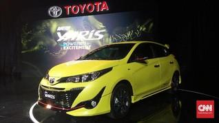 Toyota Yaris Baru Diluncurkan, Harga Naik Mulai Rp1,5 Juta