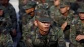 AS mengurangi skala latihan Cobra Gold menyusul kudeta 2014 di Thailand, tapi hubungan antara pemerintah junta dengan Amerika membaik di bawah pemerintahan Trump. (REUTERS/Soe Zeya Tun)