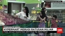 Hypermart Merugi Ratusan Miliar