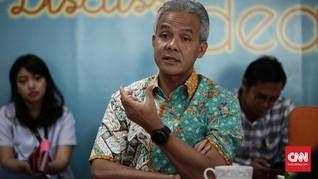 Ganjar Minta Tol Semarang- Yogyakarta Tak Lewati Lahan Subur