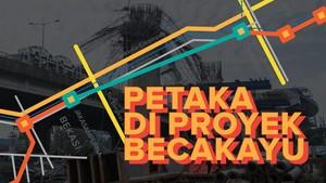 Petaka di Proyek Tol Becakayu