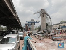 Laba BUMN Karya Moncer di Tengah Tingginya Kecelakaan Proyek