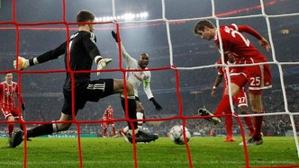 Bayern Munich Pesta Lima Gol ke Gawang Besiktas