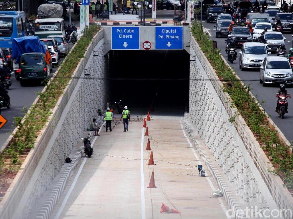 Underpass Kartini Siap Beroperasi