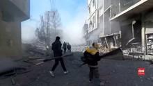 VIDEO: Suriah Dibombardir Pasukan Pro-Assad, 200 Orang Tewas