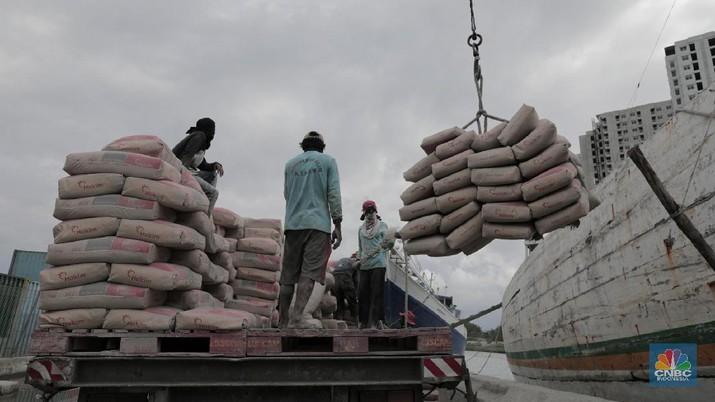 Penjualan Semen di Januari Turun 1,3%, Eh Yogyakarta Naik 41%