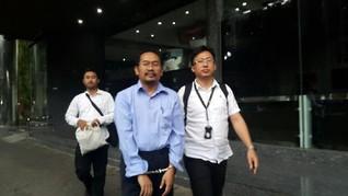 Buronan Korupsi Penjualan Aset Pertamina Menyerahkan Diri