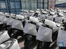 Harga Sepeda Motor Bersiap Naik di Awal 2019