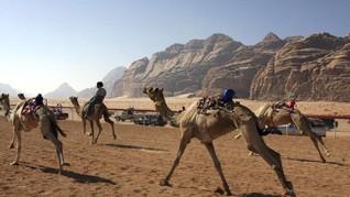 Pendaftaran 'Jordan Trail 2018' Sudah Dibuka