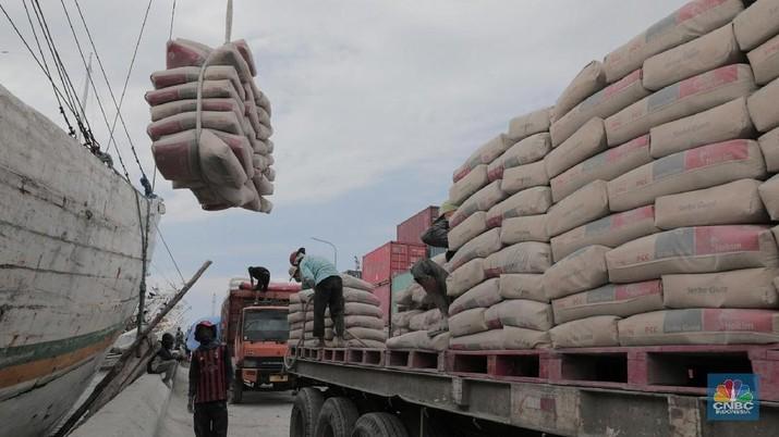 Dibidik Perusahaan Semen China, Saham Holcim Melesat 25%