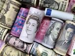 Euro Nyaris Sentuh Rp 17.000, Poundsterling di Rp 19.321