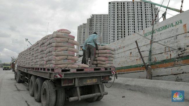 SMCB Holcim Indonesia Bungkam Soal Rencana Pelepasan Saham