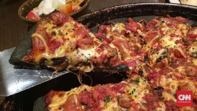 Kerja Mencicipi Pizza dengan Gaji Rp4,5 Juta per Hari