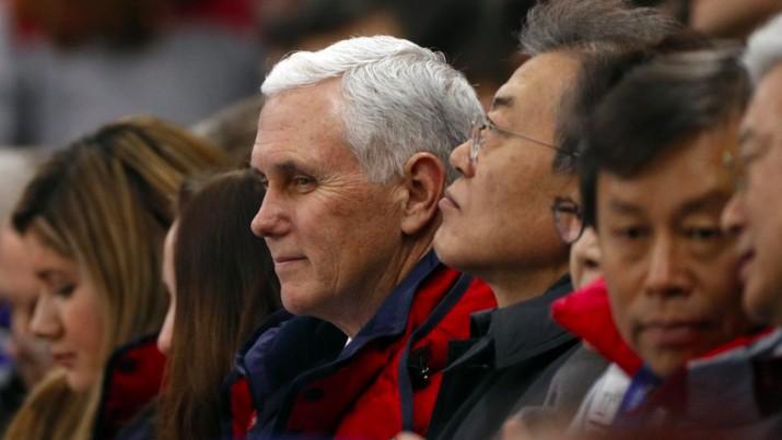 Korea Utara Batalkan Rencana Pertemuan dengan Wapres AS