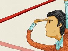Nilai Saham Scripless yang Tercatat di KSEI