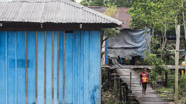 Tingkatkan Kesehatan, Pemerintah Akan Pindahkan Kampung Asmat