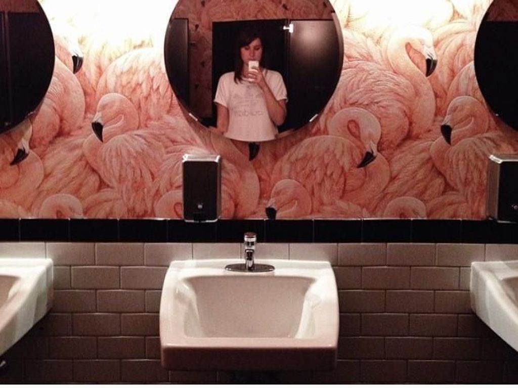 Foto: 15 Inspirasi Toilet Unik dari Berbagai Negara