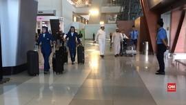 VIDEO: Penumpang Tak Lihat Rizieq Shihab di Pesawat