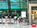 Warga di Bandara 'Adem-Ayem' Tanggapi Isu Kepulangan Rizieq