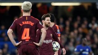 Rakitic: Tak ada Formula Hentikan Messi di Piala Dunia 2018