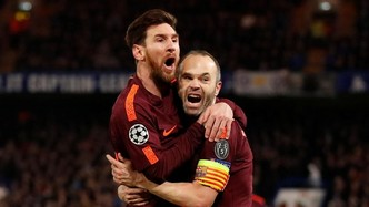Messi Cetak Gol, Barcelona Terhindar dari Kekalahan