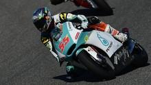 Hafizh Syahrin Mengaku Grogi Jalani Debut di MotoGP Qatar