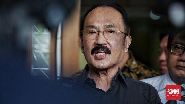 Fredrich Yunadi Tersiksa Sarapan Kacang Hijau di Penjara