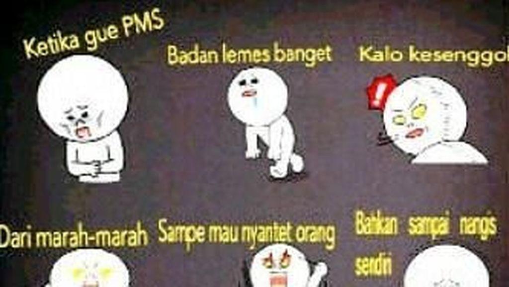 Meme-meme Soal Cewek yang Lagi PMS, Kocak Sekaligus Nyeremin