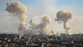 Suriah Sebut Markas Militernya Diserang Rudal